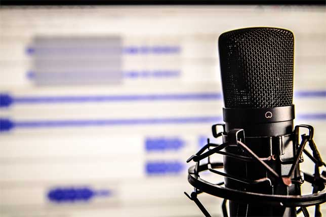 How to get Started (or Break Into) Voice Over Recording Work