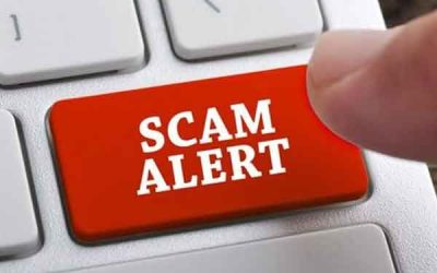 "Beware of ""Sextortion"" Email Scams"